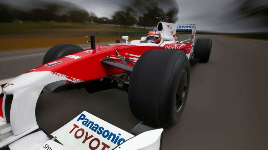 Toyota would sell 2010 car design - report