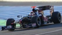 Brendon Hartley (NZL), Tests for Scuderia Toro Rosso- Formula 1 Testing, Jerez