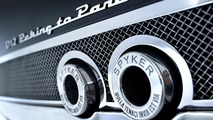Spyker D12 Peking to Paris SUV