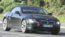 SPY PHOTOS: BMW 6-Series Facelift