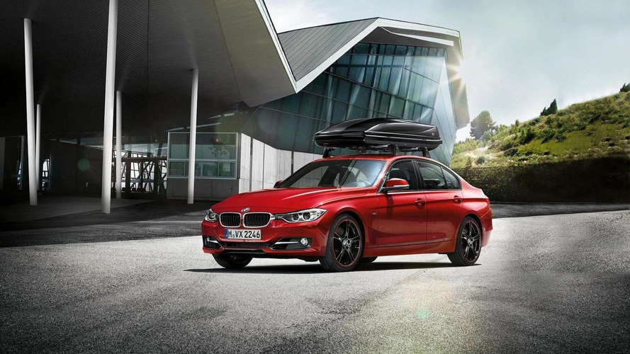 BMW M Performance Parts and Original Accessories announced for Geneva [video]