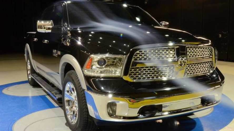 2013 Ram 1500 unveiled [video added]