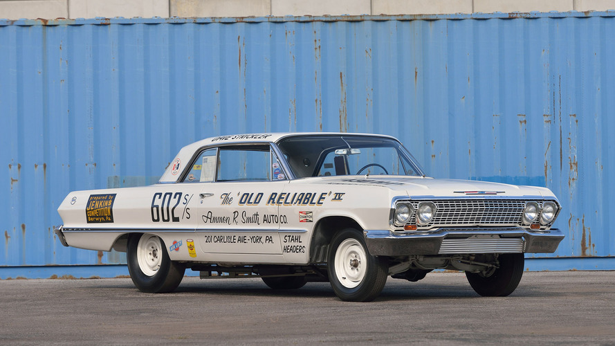These 3 Factory Drag Cars Came 54 Years Before The Dodge Demon