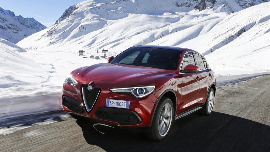 Alfa Romeo compte sur le Stelvio pour doper ses ventes