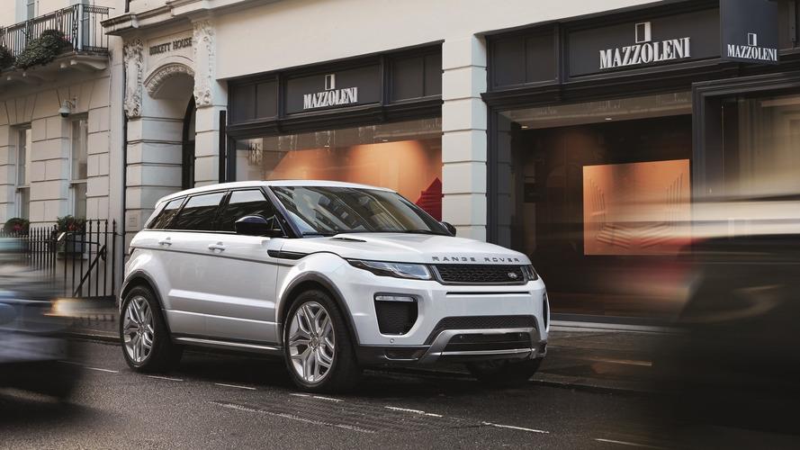 A kínai másolatok miatt kevesebb tanulmányát teszi közszemlére a Land Rover