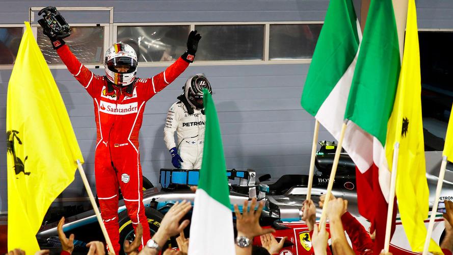 Vettel doblega a los Mercedes en Bahrein