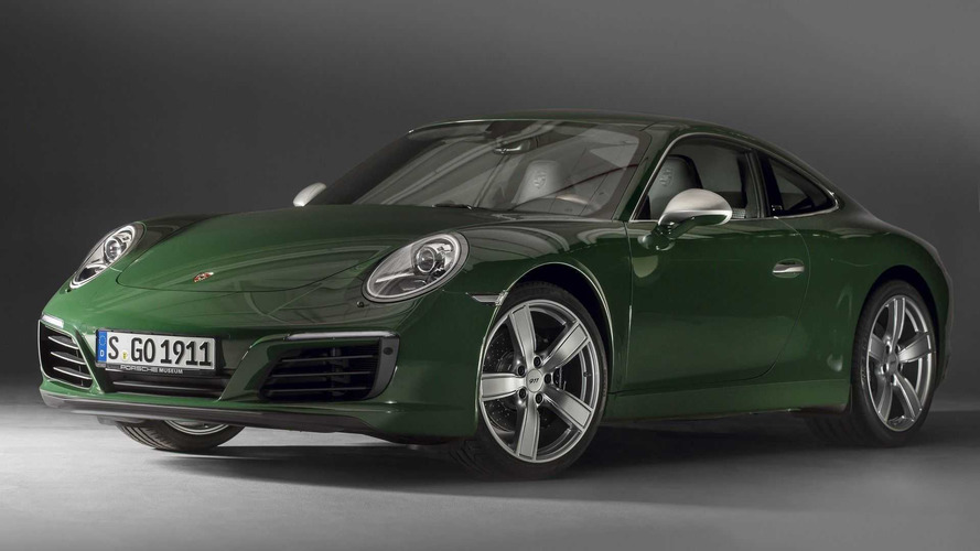 Porsche, 1 milyonuncu 911'i üretti