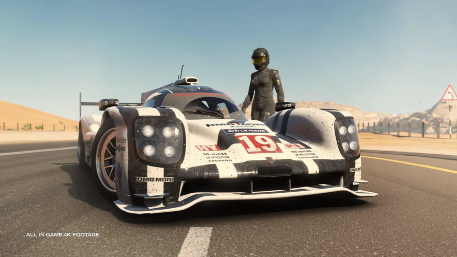 Forza 7 Looks Amazing On The Powerful Xbox One X Console