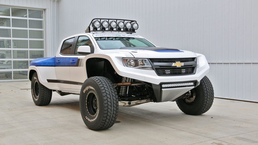 Crazy Custom Prerunner With 730-HP V8 Puts The Rad In Colorado