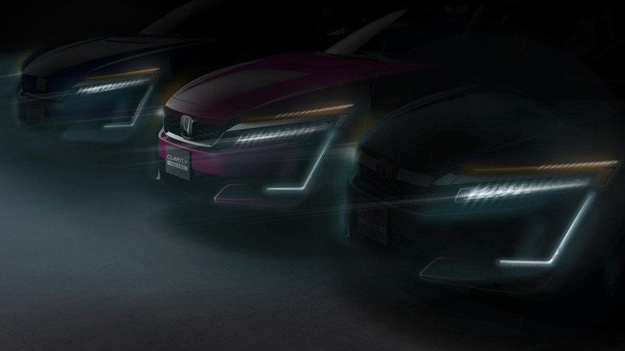 Honda Clarity Plug-in Hybrid and Electric to debut in New York