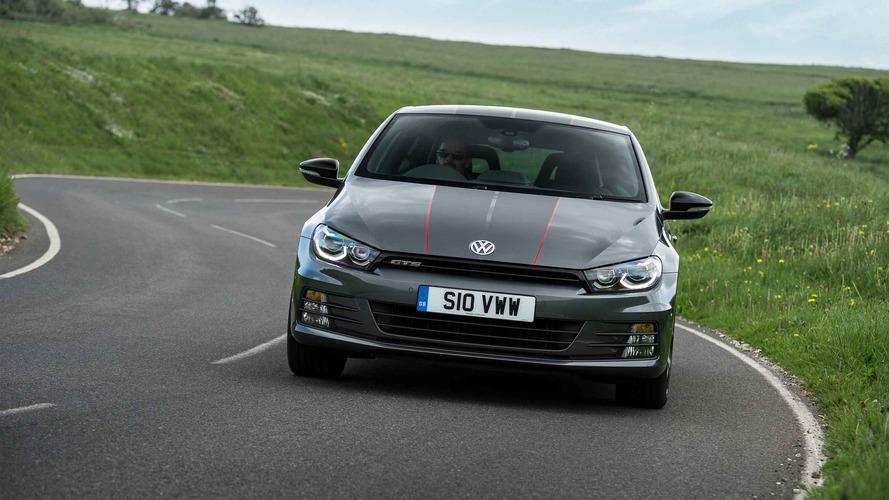 Volkswagen Scirocco será transformado em cupê esportivo elétrico