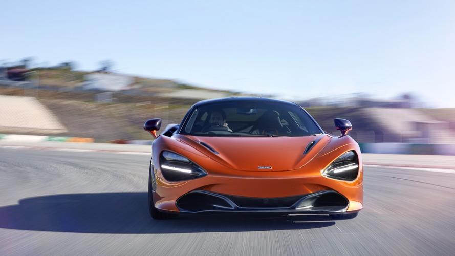 2017-ben minden értékesítési rekordot megdöntött a McLaren
