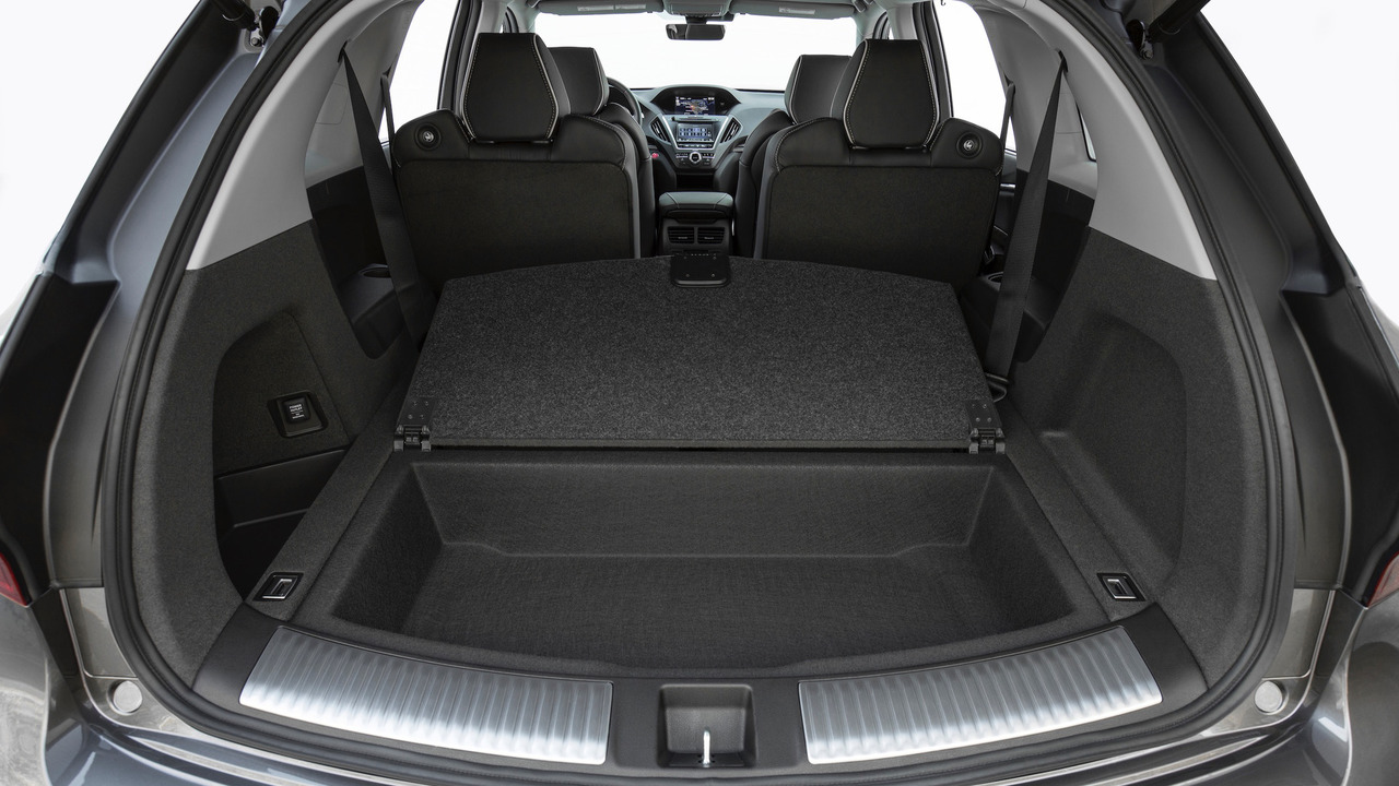 2017 acura mdx sport hybrid first drive try to figure. Black Bedroom Furniture Sets. Home Design Ideas