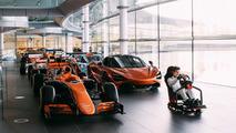 Simulateur McLaren