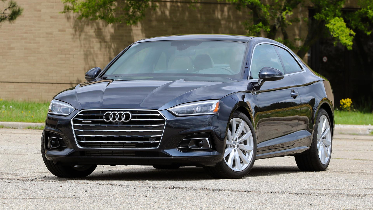 2018 Audi A5 Review Getting Pretty Close To Faultless