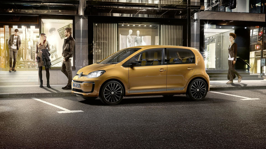 2017 VW up! Special Edition