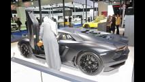 Lamborghini al Qatar Motor Show 2012