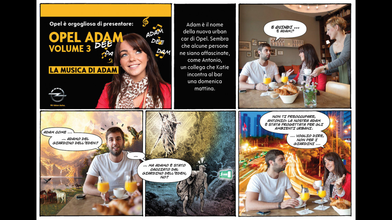 Opel Adam - Teaser 3
