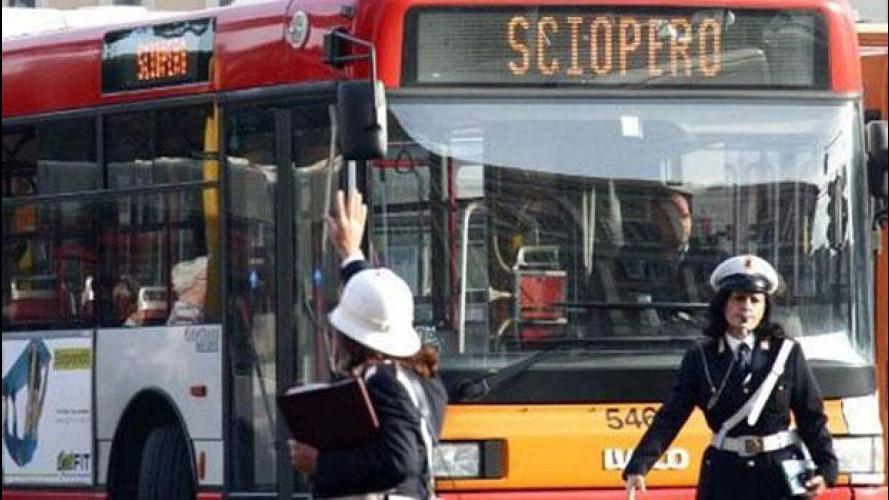 Sciopero trasporti venerdì 22 marzo: info utili città per città