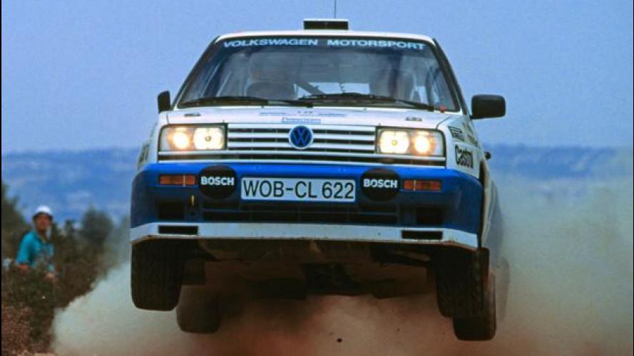 Volkswagen Golf R, storia di una