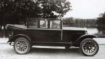 ÖV 4, 1927, side windows fitted