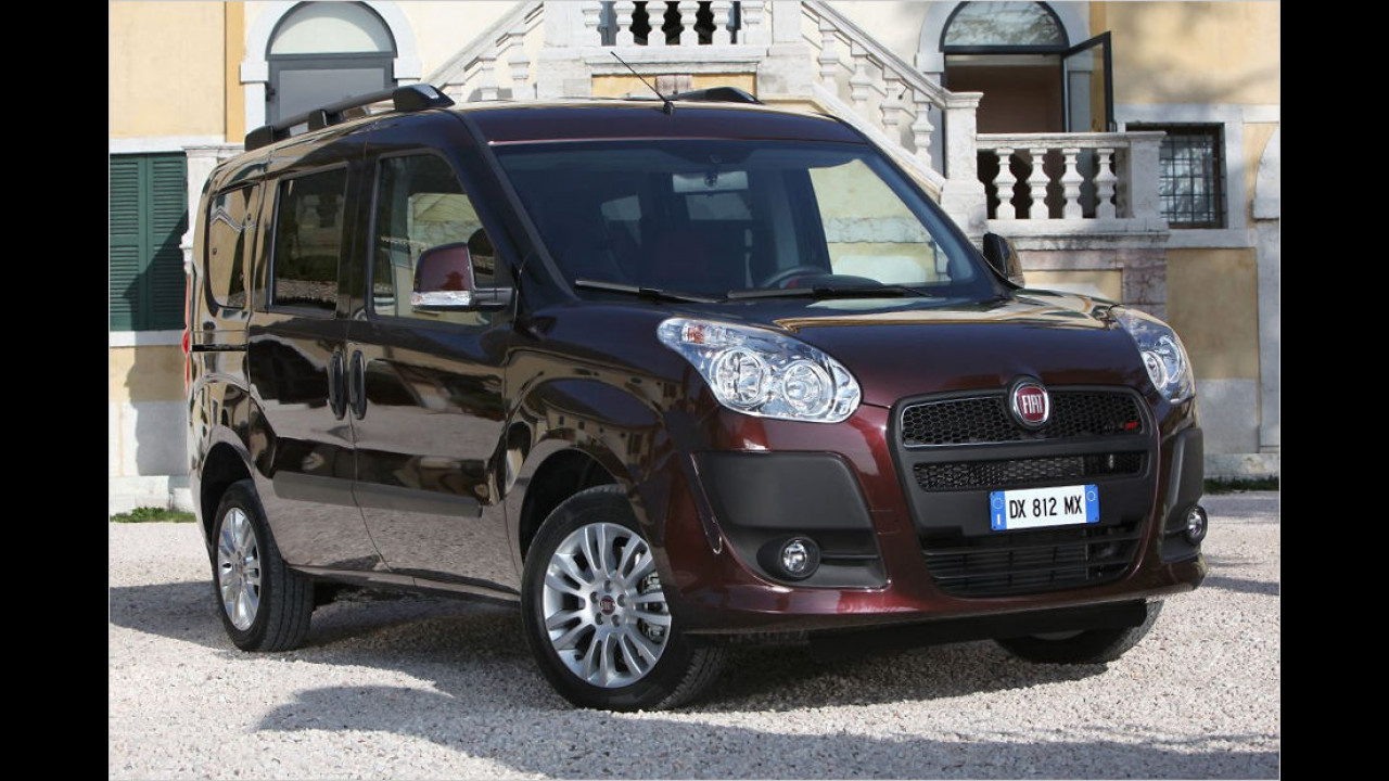 Fiat Dobló (2010)