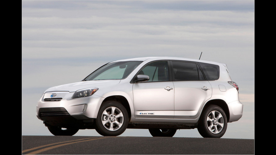 Kompakt-SUV mit Elektroantrieb startet in Kalifornien