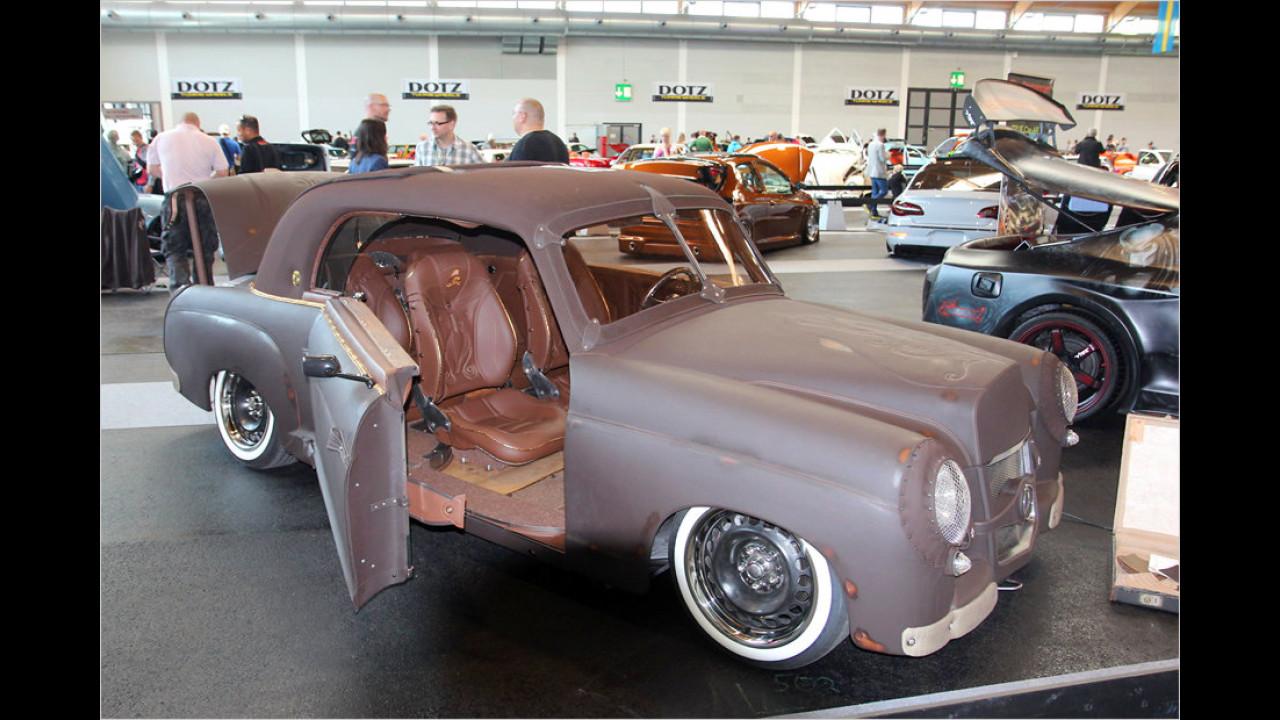 Ponton-Mercedes