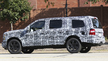 2017 Ford Expedition spy photo