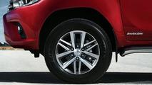 Toyota Hilux Euro-spec