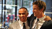 McLaren retail network launch - 22.6.2011