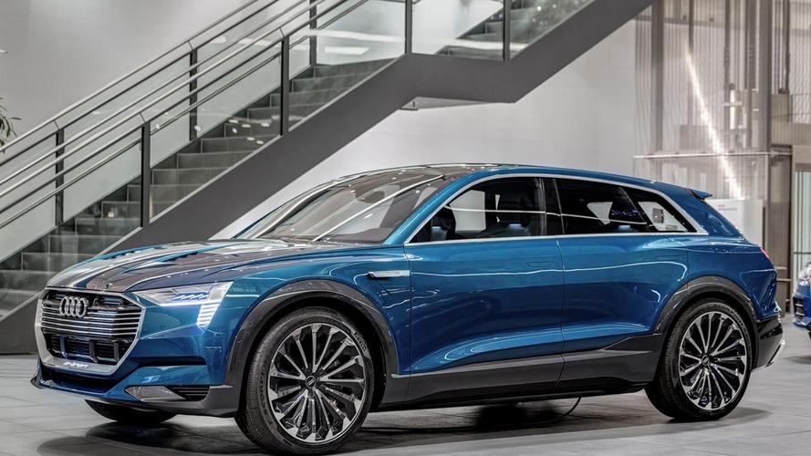 Audi Çin'de uzun menzilli elektrikli araçlar planlıyor