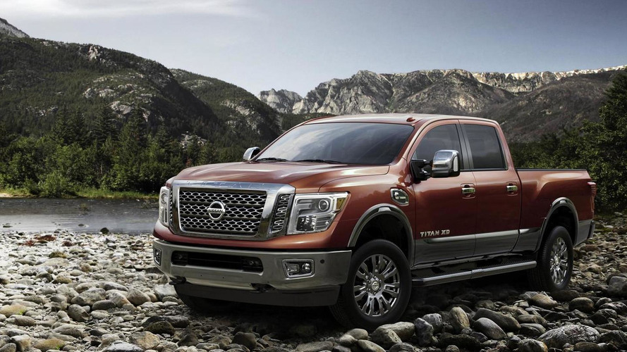 2016 Nissan Titan XD priced from $40,290