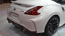 Nissan 370Z NISMO Roadster concept live in Chicago