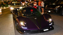Lewis Hamilton involved in Monaco accident with Pagani Zonda LH