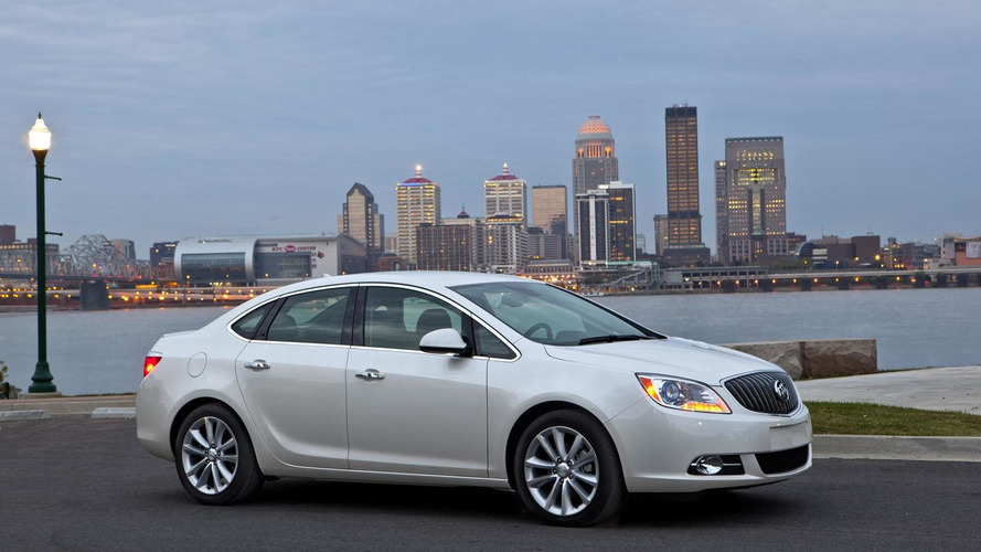 2015 Buick Verano introduced with minor updates