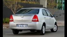 Flagra! Vídeo mostra Toyota Etios reestilizado na Índia