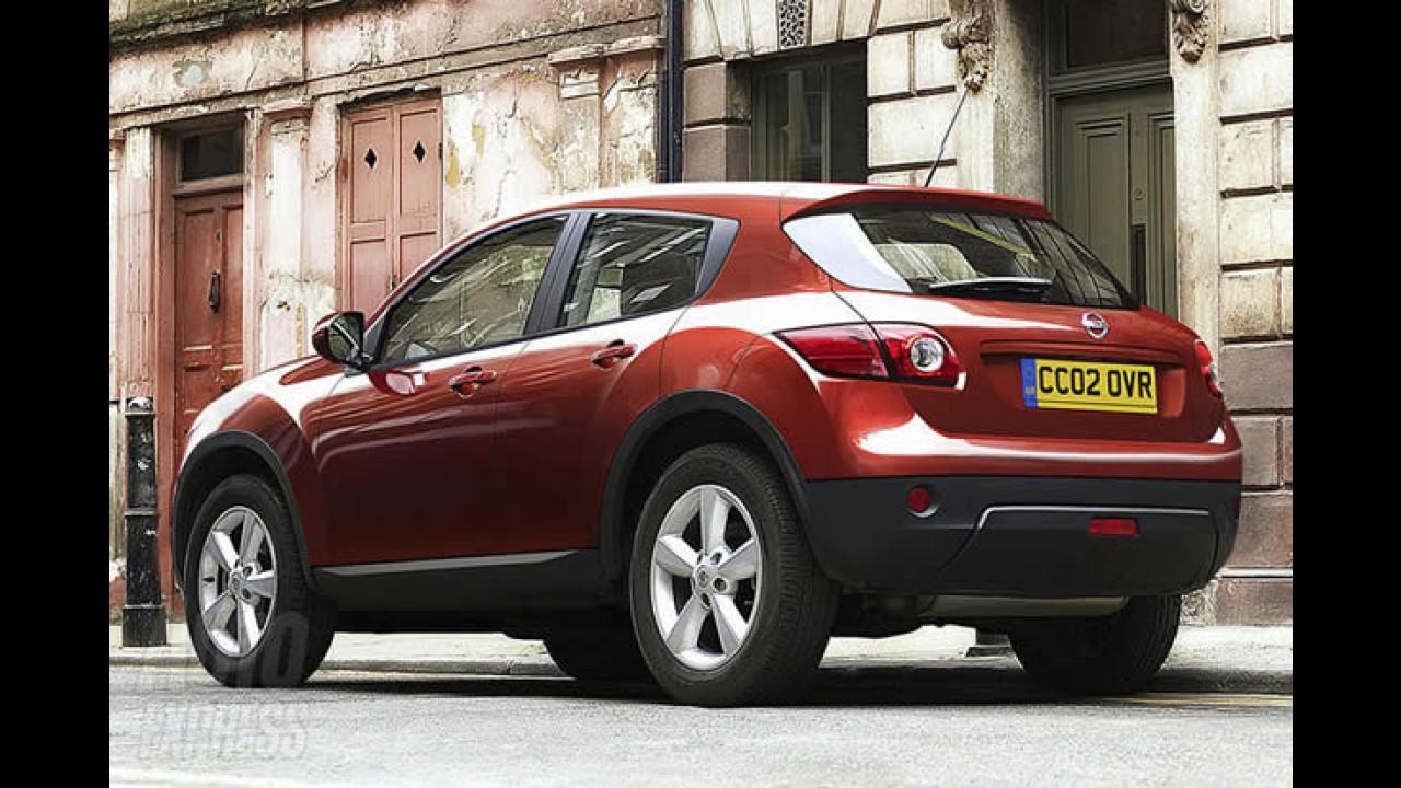 Nissan Juke: Revista mostra visual versão de produção do novo utilitário