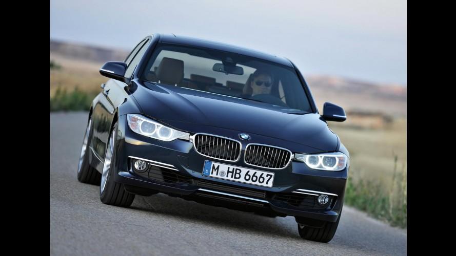 BMW vai usar motores de três cilindros com turbo na nova geração do Série 3
