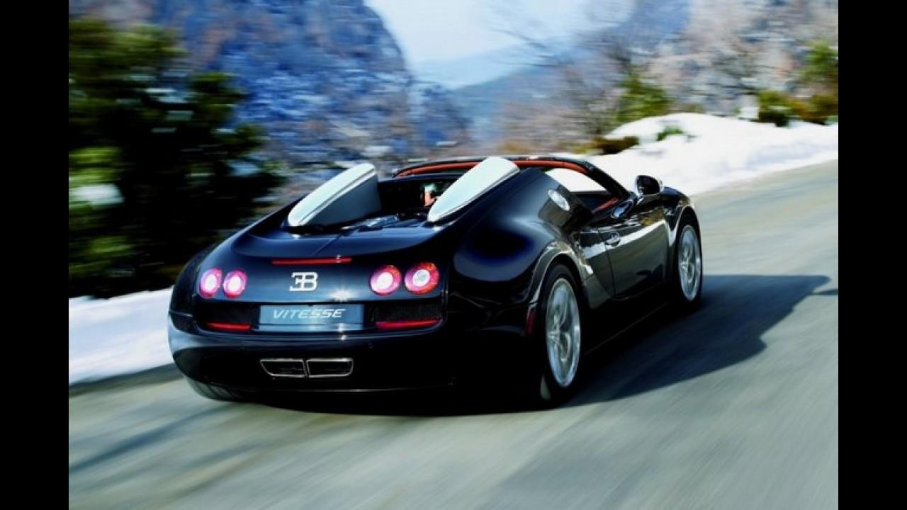 bugatti veyron grand sport vitesse s rie especial do. Black Bedroom Furniture Sets. Home Design Ideas