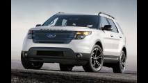 Ford Explorer ganha versão Sport com motor 3.5 EcoBoost de 350 cavalos nos EUA