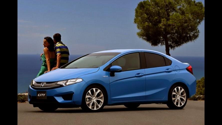 Projeção: confira como pode ser a nova geração do Honda City
