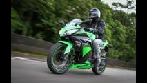 Kawasaki convoca Ninja 300 e Z800 para recall no Brasil
