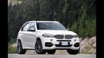 BMW anuncia novo X5 a diesel com três turbos!