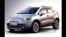 Substituto do Fiat Bravo, Fiat 500X terá versão Abarth