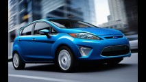 New Fiesta hatch já está sendo produzido para o mercado brasileiro