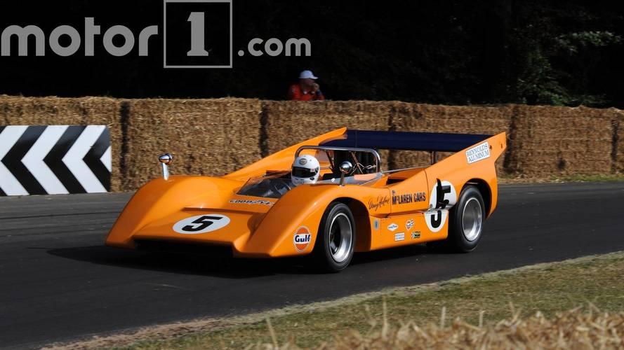 Motor1 Efsaneleri: 1970 McLaren M8D