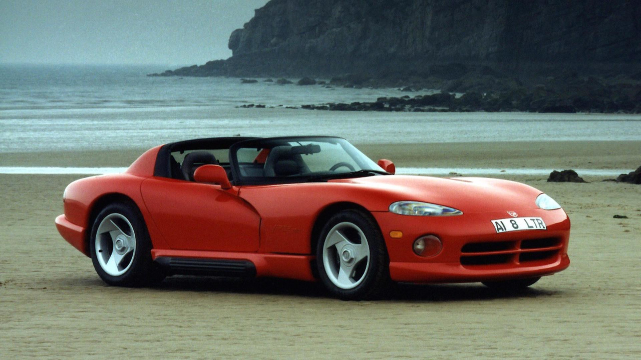 First-Generation Dodge Viper (1992-1995) photo