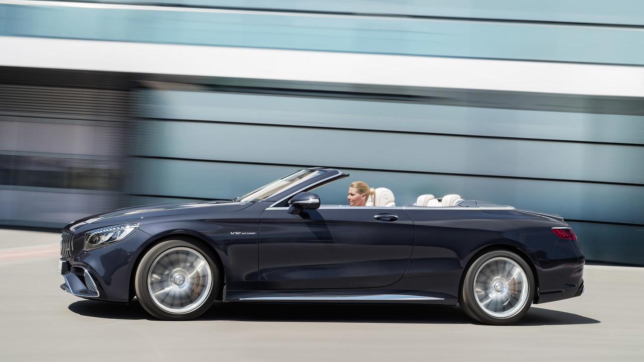 refreshed 2018 mercedes s class cabriolet revealed. Black Bedroom Furniture Sets. Home Design Ideas