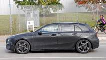 2018 Mercedes-Benz A-Class Spy Photos